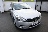 USED 2012 61 KIA CEED 1.6 CRDI 2 SW ECODYNAMICS 5d 89 BHP * FULL HISTORY - ONLY 2 OWNERS *