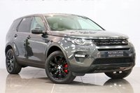 USED 2016 66 LAND ROVER DISCOVERY SPORT 2.0 TD4 HSE 5d 180 BHP