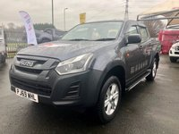 2020 ISUZU D-MAX 0.0 WORKMAN PLUS DCB 161 BHP £19495.00