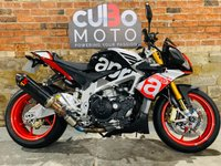 USED 2015 15 APRILIA TUONO 1100 V4 FACTORY APRC Akrapovic Exhaust