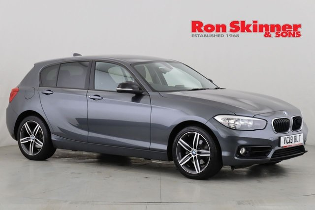View our 2019 19 BMW 1 SERIES 1.5 118I SPORT 5d 134 BHP