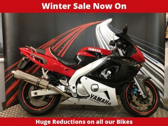 View our YAMAHA YZF600R