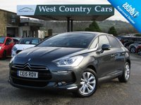 USED 2015 15 CITROEN DS5 1.6 E-HDI AIRDREAM DSTYLE EGS 5d 115 BHP £30 For A Years Tax And 50MPG