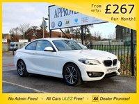 2018 BMW 2 SERIES 1.5 218I SPORT 2d 134 BHP £15495.00