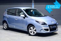 2012 RENAULT SCENIC 1.5 DCI DYNAMIQUE TOMTOM  £4475.00