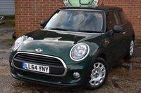 2014 MINI HATCH ONE 1.2 ONE 3d 101 BHP £7790.00