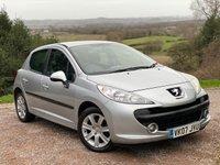 2007 PEUGEOT 207 1.6 SPORT 5d 118 BHP £1350.00
