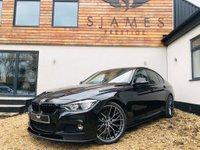 USED 2017 66 BMW 3 SERIES 3.0 335D XDRIVE M SPORT 4d AUTO 308 BHP