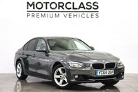 USED 2014 64 BMW 3 SERIES 2.0 325D SE 4d 215 BHP