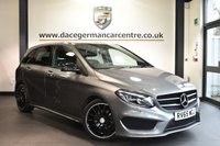 "USED 2015 65 MERCEDES-BENZ B CLASS 2.1 B200 CDI AMG LINE PREMIUM 5DR AUTO 134 BHP Finished in a stunning mountain metallic grey styled with 18"" alloys. Upon opening the drivers door you are presented with full leather interior, full service history, satellite navigation, bluetooth, reversing camera, cruise control, attention assist, memory package, night package, electric folding mirrors, multi functional steering wheel, AMG styling package, active park assist"