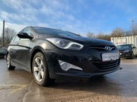 USED 2012 62 HYUNDAI I40 1.7 CRDI ACTIVE BLUE DRIVE 5d 114 BHP AIRCON+AUTOLIGHT+BLUE+MEDIA+AUX+USB+TRACTION+STOP/START+ELECS+