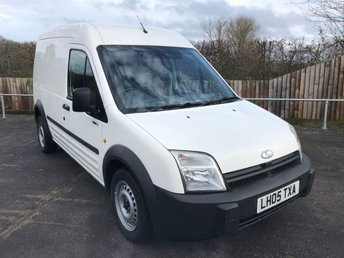 2005 FORD TRANSIT CONNECT 1.8 16V ZETEC T210 LWB (114 BHP) £1950.00
