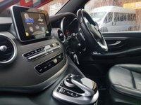 USED 2017 66 MERCEDES-BENZ V CLASS V220 BLUETEC SPORT 5d 163 BHP VCLASS AUTOMATIC VAT Q TOP MODEL V 220 SPORT CLASS MINIBUS