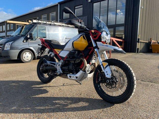 2019 19 MOTO GUZZI V85 TT 853cc