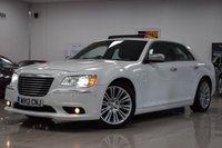 2013 CHRYSLER 300C 3.0L CRD EXECUTIVE 4d AUTO 236 BHP £12895.00