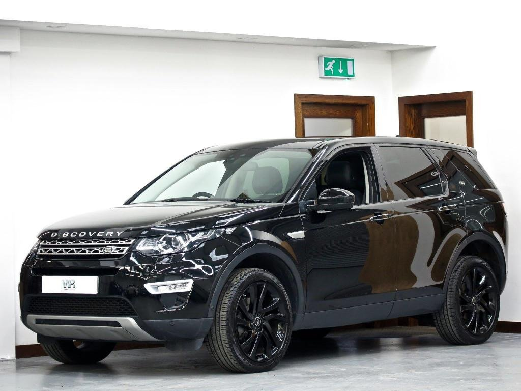 USED 2015 15 LAND ROVER DISCOVERY SPORT 2.2 SD4 HSE Luxury 4WD (s/s) 5dr PAN ROOF + SAT NAV + REV/CAM