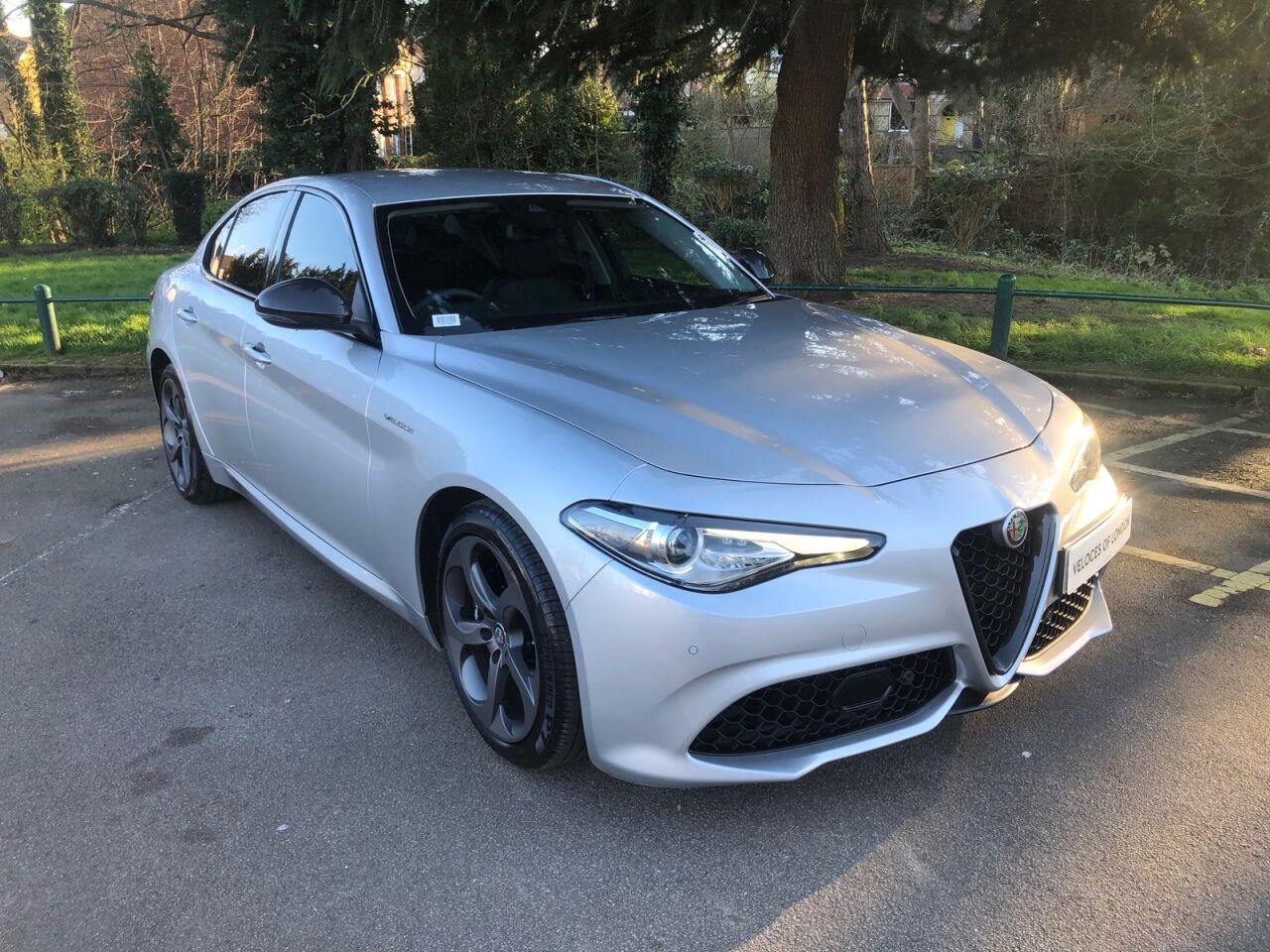 2017 Alfa Romeo Giulia Tb Veloce 22 995