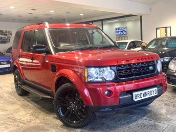 2013 LAND ROVER DISCOVERY 3.0 4 SDV6 XS 5d 255 BHP £15990.00
