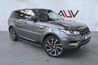 USED 2014 G LAND ROVER RANGE ROVER SPORT 3.0 SDV6 HSE 5d 288 BHP