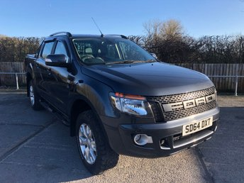 2014 FORD RANGER 3.2TDCI WILDTRAK 4X4 D/CAB (200 PS) £10950.00