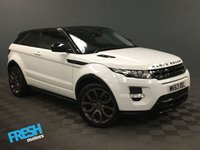 USED 2013 63 LAND ROVER RANGE ROVER EVOQUE 2.2 SD4 DYNAMIC 3d  * 0% Deposit Finance Available