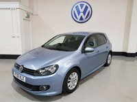 USED 2012 61 VOLKSWAGEN GOLF 1.6 S TDI BLUEMOTION 5d 103 BHP Sat-Nav/ Cruise Control/ Privacy Glass/ £0 Road Tax