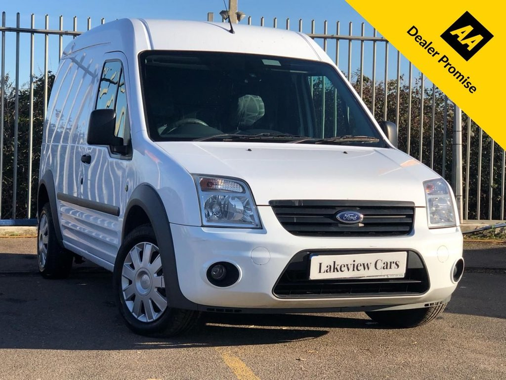 USED 2010 10 FORD TRANSIT CONNECT 1.8 T230 TREND HR 90 BHP