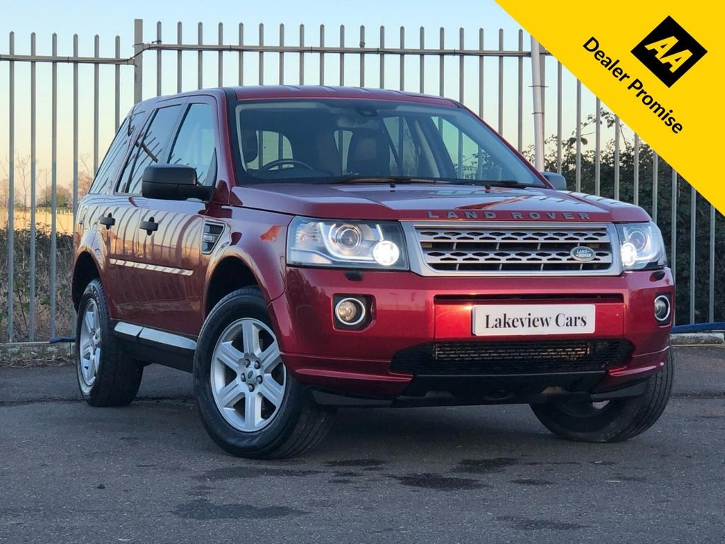 USED 2014 14 LAND ROVER FREELANDER 2.2 TD4 GS 5d 150 BHP