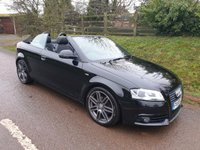 2009 AUDI A3 1.8 TFSI S LINE SPECIAL EDITION 2d 158 BHP £4695.00