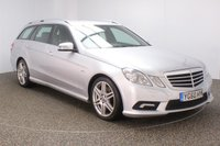 USED 2010 60 MERCEDES-BENZ E CLASS 2.1 E220 CDI BLUEEFFICIENCY AVANTGARDE 5DR 170 BHP SERVICE HISTORY + HEATED LEATHER SEATS + PARKING SENSOR + BLUETOOTH CRUISE CONTROL + CLIMATE CONTROL + MULTI FUNCTION WHEEL + XENON HEADLIGHTS + ELECTRIC WINDOWS + ELECTRIC/HEATED/FOLDING DOOR MIRRORS + 18 INCH ALLOY WHEELS