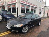 2010 JAGUAR XF 3.0 V6 Luxury 4dr £7495.00