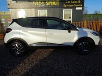 USED 2017 67 RENAULT CAPTUR 0.9 TCe Dynamique S Nav (s/s) 5dr Nav-1 Owner-DAB- Bluetooth