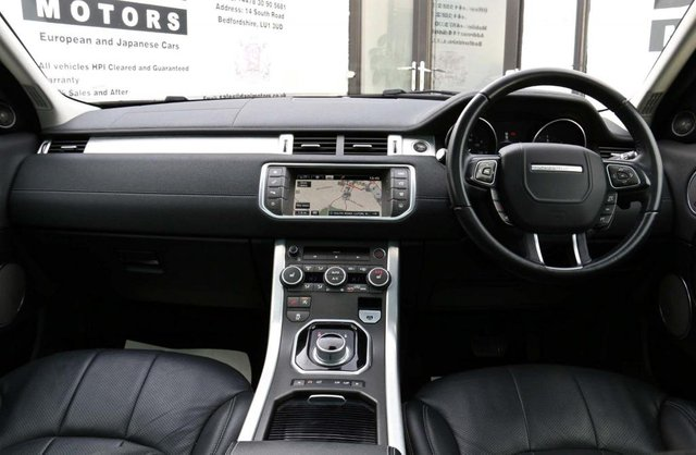 LAND ROVER RANGE ROVER EVOQUE at Dani Motors