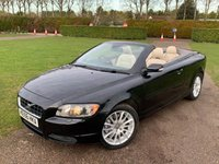 USED 2006 56 VOLVO C70 2.4 SE 2d 170 BHP Full Service History Full Heated Leather Interior,  Full Volvo And Specialist Service History, MOT 01/21, Recent Service, Full Cream Leather Upholstery, Heated Seats, Climate Aircon, Wooden Dash And Steering Wheel, Auto Lights On, Auto Wipers, Dimming Mirror, Unmarked Alloys, Hardtop Convertible, Cruise Control, A Real Head Turner, Drives And Looks Absolutely Spot On, You Will Not Be Dissapointed!!
