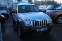 2002 JEEP CHEROKEE 2.5 SPORT CRD 5d 141 BHP £1995.00