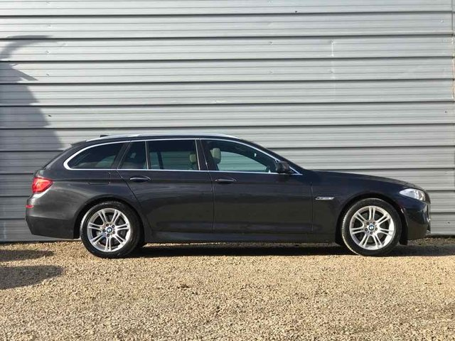 USED 2012 12 BMW 5 SERIES 3.0 530D M SPORT TOURING 5d 255 BHP Over £12,000 of Bmw Options