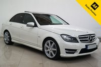 2011 MERCEDES-BENZ C CLASS 2.1 C220 CDI BLUEEFFICIENCY SPORT 4d 168 BHP £7850.00