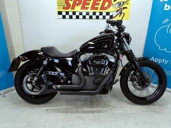 2007 HARLEY-DAVIDSON XL 1200 N NIGHTSTER XL 1200 N Nightster £4995.00