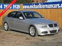 2009 BMW 3 SERIES 2.0 318D M SPORT 4d 141 BHP £5495.00