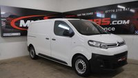 USED 2017 CITROEN DISPATCH 1.6 M 1000 X BLUEHDI S/S 114 BHP