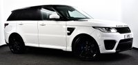 USED 2016 66 LAND ROVER RANGE ROVER SPORT 3.0 SD V6 HSE CommandShift 2 4X4 (s/s) 5dr Full SVR Body Kit, Pan Roof ++