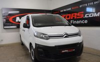 2017 CITROEN DISPATCH 2.0 M 1400 X BLUEHDI S/S 121 BHP £9995.00