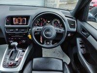 USED 2012 62 AUDI Q5 2.0 TDI QUATTRO S LINE 5d 175 BHP AUTOMATIC