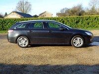 2012 PEUGEOT 508 1.6 ACTIVE SW HDI  5d 112 BHP £3999.00
