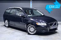 USED 2009 59 VOLVO V50 1.6 D DRIVE SE LUX **£20 ROAD TAX**  ** WE ARE OPEN, VIDEOS, PICS, FREE DELIVERY, JUST CALL :) **