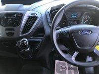 USED 2015 65 FORD TRANSIT CUSTOM 2.2 310 LR P/V 124 BHP