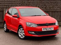 2013 VOLKSWAGEN POLO 1.2 MATCH EDITION TDI 3d 74 BHP £4795.00
