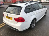 USED 2009 59 BMW 3 SERIES 2.0 318D M SPORT BUSINESS EDITION TOURING 5d 141 BHP