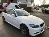 2009 BMW 3 SERIES 2.0 318D M SPORT BUSINESS EDITION TOURING 5d 141 BHP £6495.00