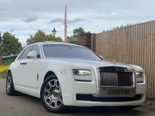 View our ROLLS ROYCE GHOST